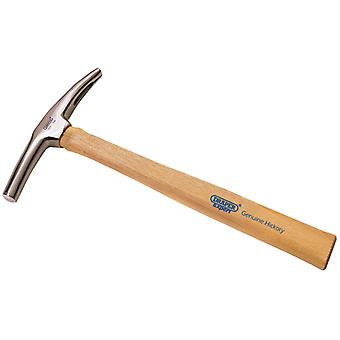 Draper 19724 7Oz Magnetic Upholstery Tack Hammer Hickory Handle