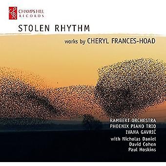 Hoad / Rambert orkester / Hoskins - stjålet rytme - værker af Cheryl Frances-Hoad [CD] USA import