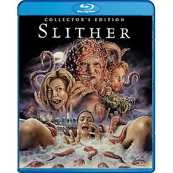 Slither [Blu-ray] USA import