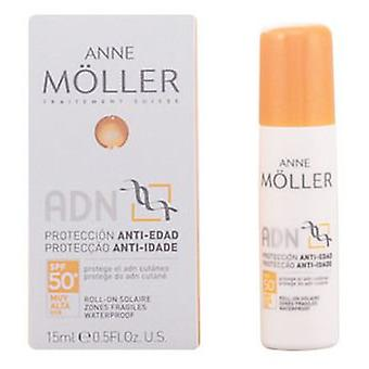 Anne Möller Anne Moller Adam Fragile Zones Roll-On Spf50 15Ml