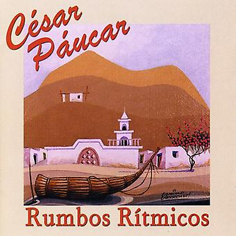 Cesar Paucar - Rumbos Ratmicos (Rhythm Roads) [CD] USA import