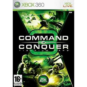 Command & Conquer 3: Tiberium Wars (Xbox 360) (used)