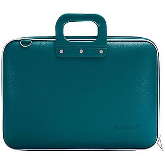 Bombata Classic 15inch Laptop Bag - Teal Blue