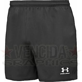 UNDER ARMOUR wellington training rugby short junior [black]