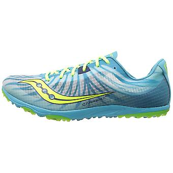 Saucony Womens Carrera Xc Flat Low Top Lace Up