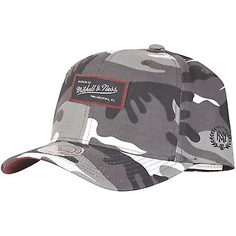 PATCH BRAND Mitchell & Ness Flexfit Snapback Cap - snow camo