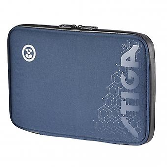 Table Tennis Wallet Single Hexagon Navy/Yellow - Stiga