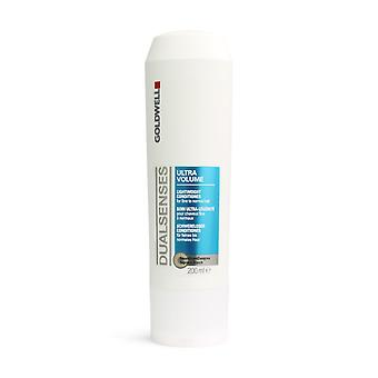 Goldwell Ultra Volume Lightweight Conditioner 200ml