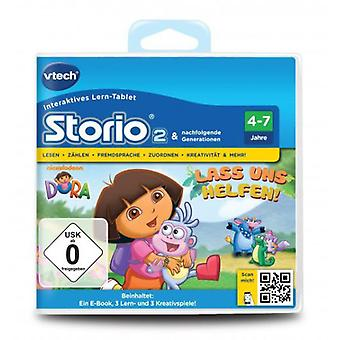 Vtech Game Dora Storio 2 (Spanish version)