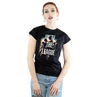 DC Comics Women's Justice League Movie Unite The League T-Shirt