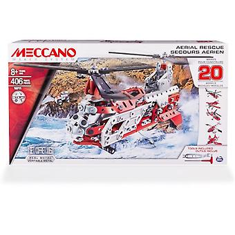 Meccano 20 Model- Helicoptero (Toys , Constructions , Vehicles)