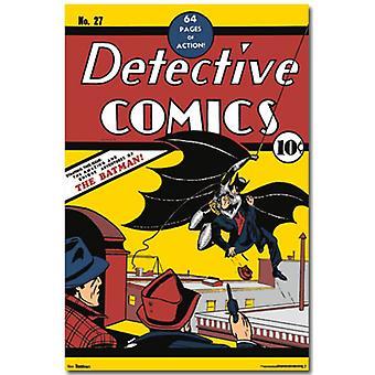 Batman - Detective Comics #27 affiche Poster Print