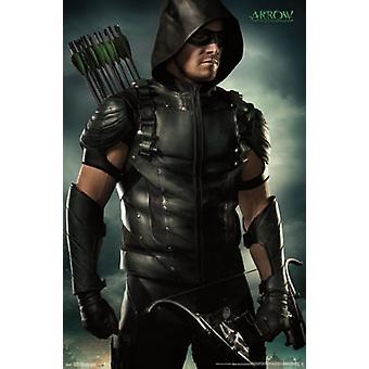 Arrow - Season 4 Poster Poster Print