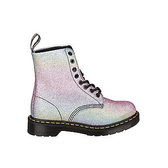 Dr. Martens women's 22801102 multicolor leather ankle boots