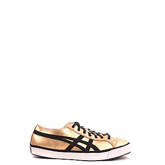 Onitsuka Tiger men's MCBI416002O gold leather of sneakers