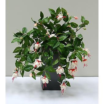 Artificial Silk Trailing Fuchsia