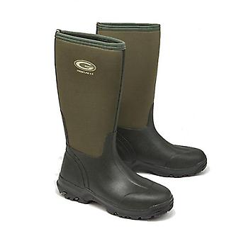 Grubs Frostline 5.0 Wellington Boots in Moss Green