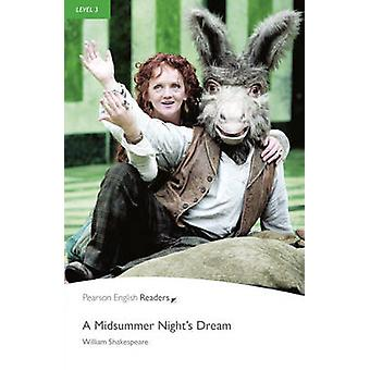 Level 3 A Midsummer Nights Dream Book and MP3 Pack by William Shakespeare