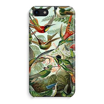 iPhone 8 Full Print Case (Glossy) - Haeckel Trochilidae