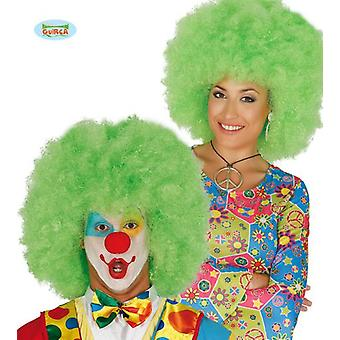 Guirca Afro Green Extra Wig (Babies and Children , Costumes)