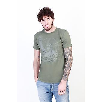 Zoo York Men T-shirts Green