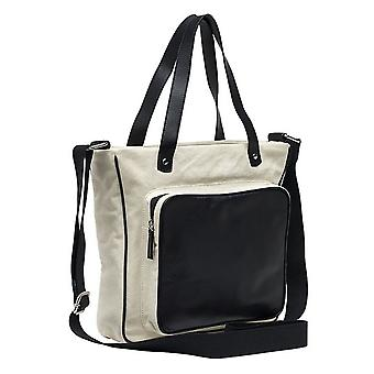 Burgmeister ladies bag T223-510 canvas/leather