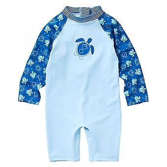 Splash About Baby/Boys UV Sunsuit | Turtle Mania