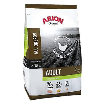 Arion Original Grain-Free Adult Chicken&Potato (Dogs , Dog Food , Dry Food)