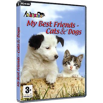 Best Friends - Katzen Hunde (PC-CD)
