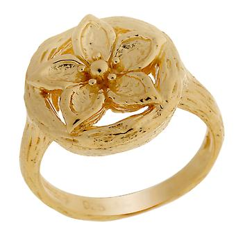 Orphelia Silver 925 Ring Gold  ZR-6029/1