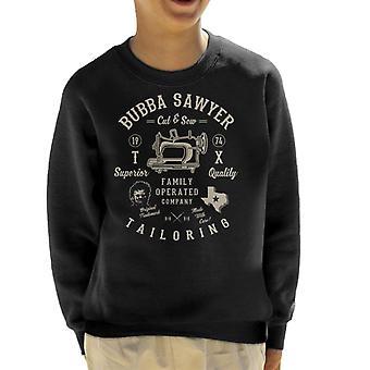 Bubba Sawyer Schneiderei Texas Chainsaw Massacre Kinder Sweatshirt