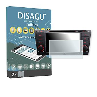 Eonon GM5151 screen protector - DISAGU FullFlex protector