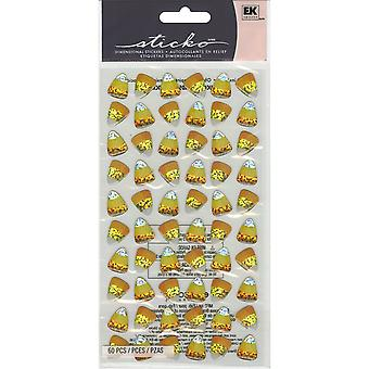 Sticko Stickers-Candy Corn Treats