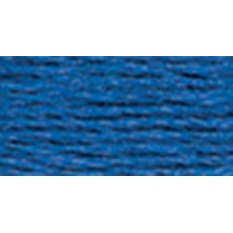 DMC Pearl Cotton Skein Size 3 16.4yd-Royal Blue