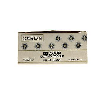 キャロン ダスティング パウダー 4.25 oz/120 g ボックスに新しい ' Bellodgia'