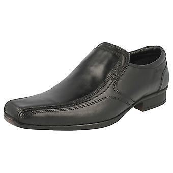 Mens Clarks Formal Slip On Shoes Baffix Step