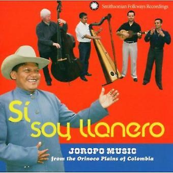 Si soja Llanera - Joropop muziek uit de Orinco Plai - Si soja Llanera-Joropop muziek van the Orinco Plai [CD] USA importeren