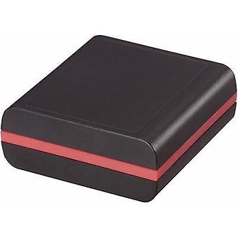 Strapubox 2085 Universal-Gehäuse 80 x 76 x 30 Acrylnitril Butadien Styrol Black 1 PC