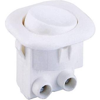 interBär Toggle switch 8014-108.01 250 V AC 6 A 1 x Off/On latch 1 pc(s)