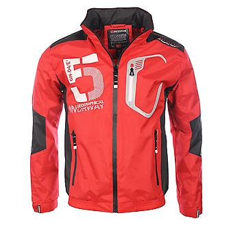 Jacket Red Calife Geographical Norway Man