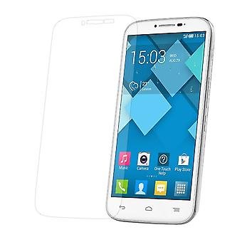 Alcatel pop C9 display protector 9 H laminated glass tank protection glass tempered glass