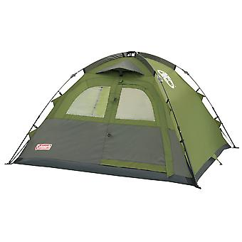 3 Man Instant Dome Tent - Green / Grey