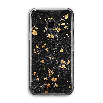 Samsung Galaxy XCover 4 Transparent Case (Soft) - Terrazzo N°7