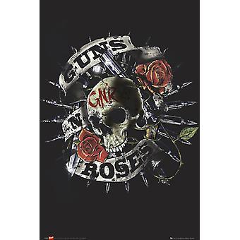 Guns N Roses Firepower Poster Poster Print