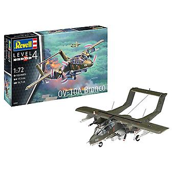 Revell 03909 OV-10 a Bronco Model Kit - échelle 1 : 72