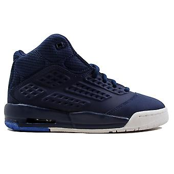 Nike Air Jordan New School BG Midnight Navy/Soar-White 768902-400 Grade-School