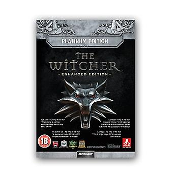 Witcher Enhanced Edition - platin (PC DVD)