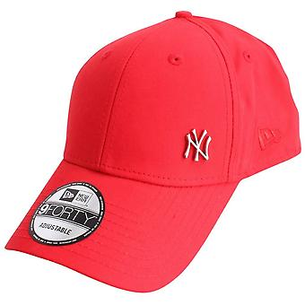 Czapka z daszkiem New Era 9FORTY bez skazy New York Yankees - czerwony