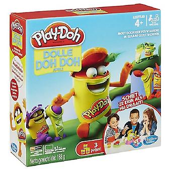 Hasbro Play-Doh Mad Doh-Doh game