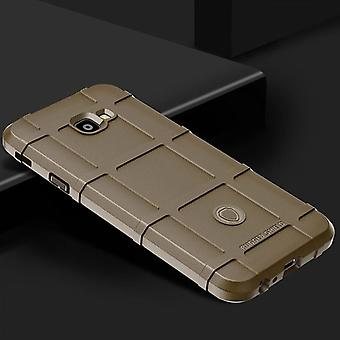 For Samsung Galaxy J6 plus J610F shield series outdoor brown bag case cover protection new